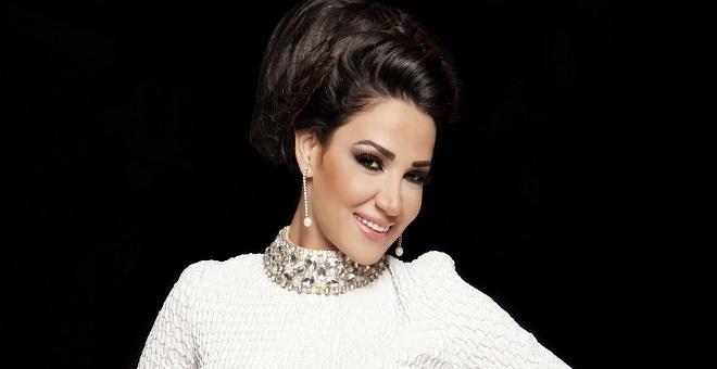 ديانا حداد تطلب من جمهور موازين اختيار أغانيها