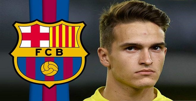 برشلونة يحسم أولى صفقاته للموسم المقبل