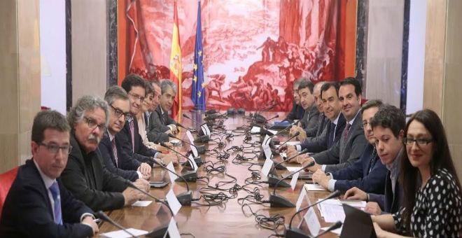 الأحزاب الإسبانية