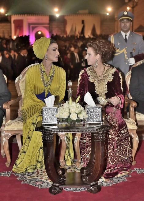 SAR la Princesse Lalla Salma préside l'ouverture du 22è Festival de Fès des Musiques sacrées du monde