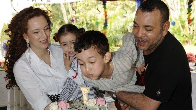 الأمير مولاي الحسن يطفئ شمعته الـ13 بالإمارات العربية المتحدة