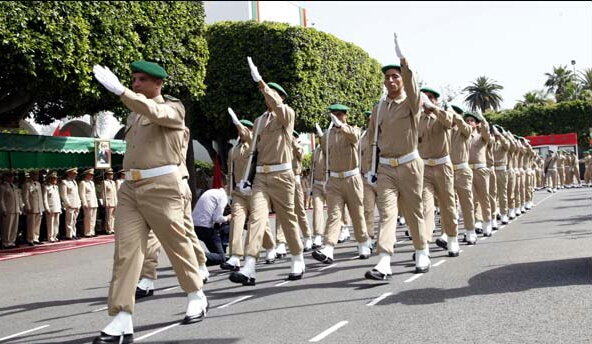 أجواء احتفالية بالرباط بمناسبة ''عيد'' القوات المسلحة الملكية