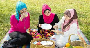 الأسبوع الأخير من رمضان