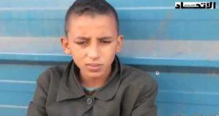 صادم بالفيديو… طفل مغربي قاصر متشرد بعد خروجه من السجن وهذا ما قاله