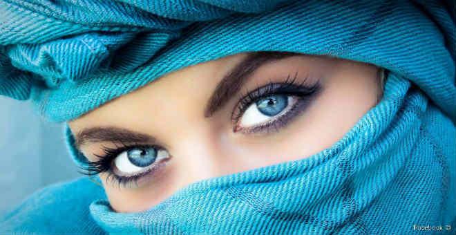 أسهل الطرق لوضع كحل العين كالخليجيات باحترافية عالية