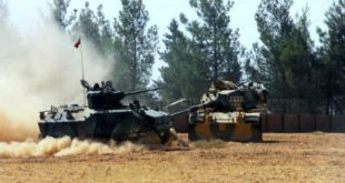 دبابات تركيا