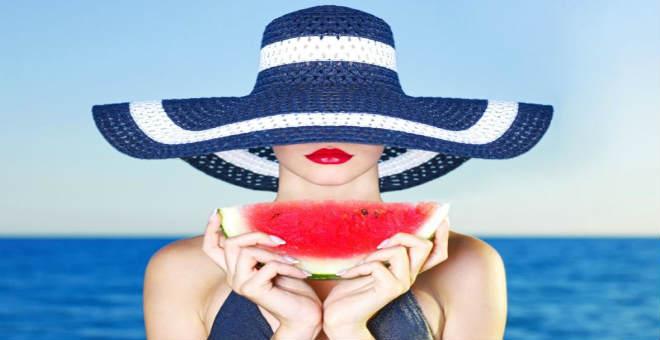 ريجيم الصيف.. خاص بترطيب الجسم في الجو الحار