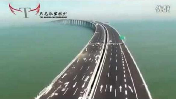 شاهد أكبر جسر معلق بالعالم العربي الذي سيجمع المغرب بإسبانيا