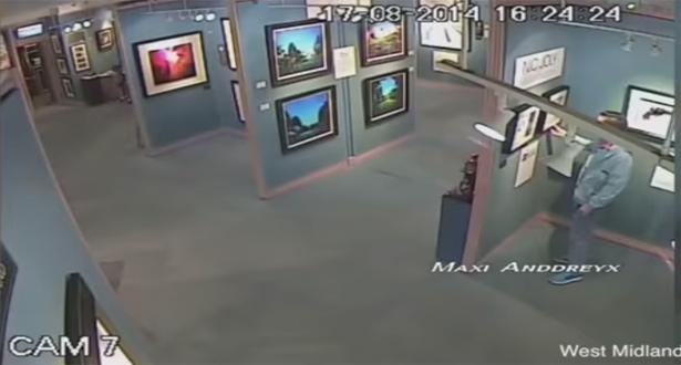 بالفيديو.. أغبى عمليات السرقة التي رصدتها كاميرات المراقبة