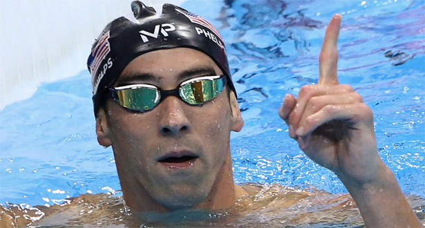 هذا ما لم تعرفه عن السباح الأمريكي الأسطورة 'مايكل فيليبس'