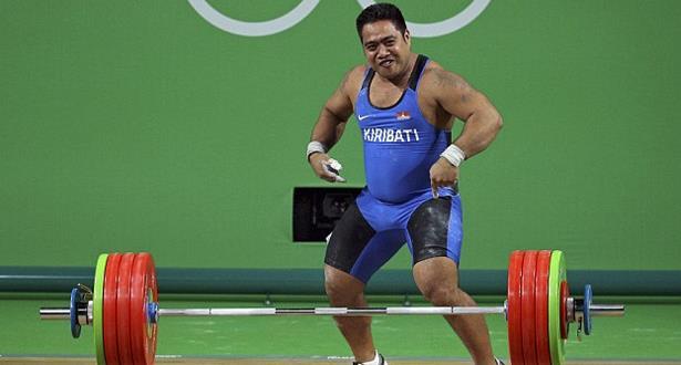 بالفيديو.. رباع يثير الدهشة برقصته الغريبة في أولمبياد ريو