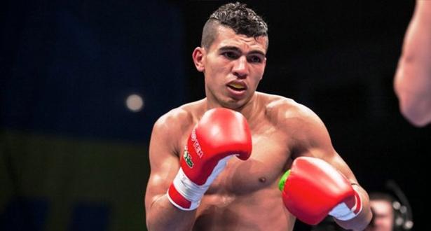بث مباشر : النصف النهائي ملاكمة في وزن ال69 كلغ محمد ربيعي (المغرب) X شاخرام غيلياسوف (أوزبكستان)