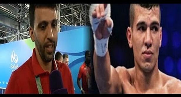 هذا ما قاله البطل العالمي هشام الكروج بعد تأهل محمد ربيعي لنصف نهائي