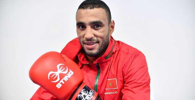 أولمبياد ريو: السراح المؤقت للملاكم المغربي حسن سعادة