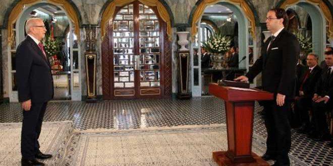 حكومة الوحدة الوطنية في تونس