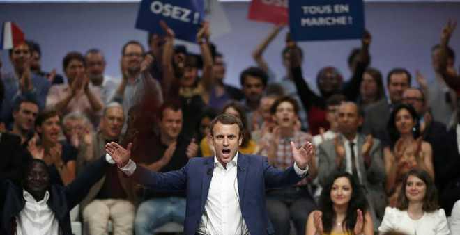 زيارة مرتقبة للمرشح الفرنسي إمانويل ماكرون للمغرب في مارس