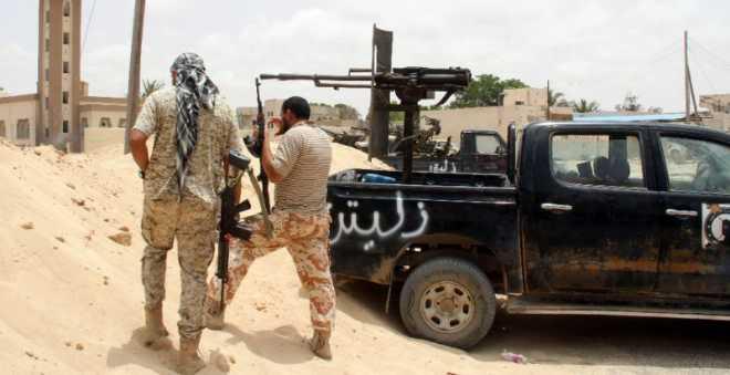 ليبيا: قوات