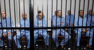 رموز نظام القذافي