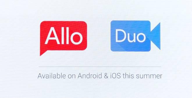 غوغل تطلق تطبيقي الدردشة الجديدين
