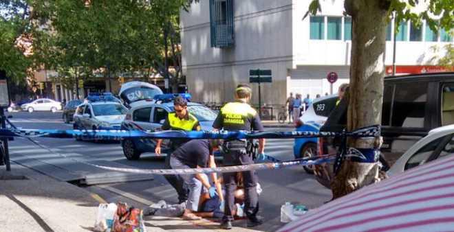 إسبانيا: إطلاق نار في سرقسطة يخلف جريحين
