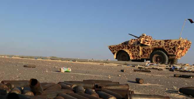 قوات الحكومة الليبية تتكبد خسائر على يد ''داعش