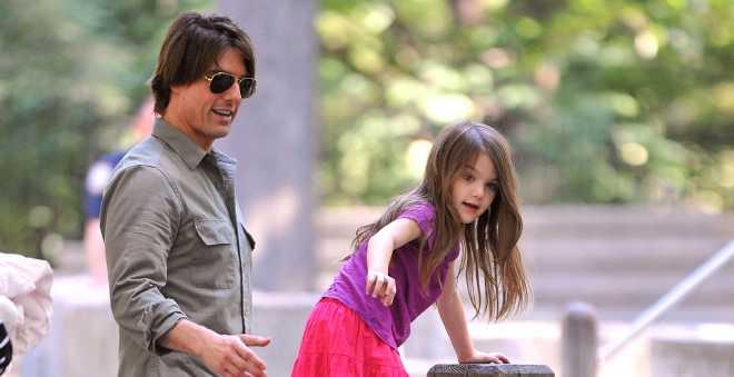 توم كروز لم يلتقي ابنته منذ أزيد من ثلاث سنوات