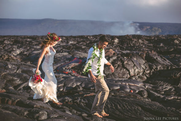 Vocano marriage