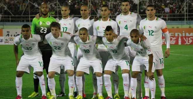رايفاتش يعلن عن قائمة المنتخب الجزائري
