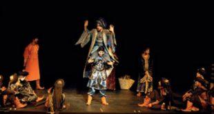 مهرجان المسرح العربي في الجزائر