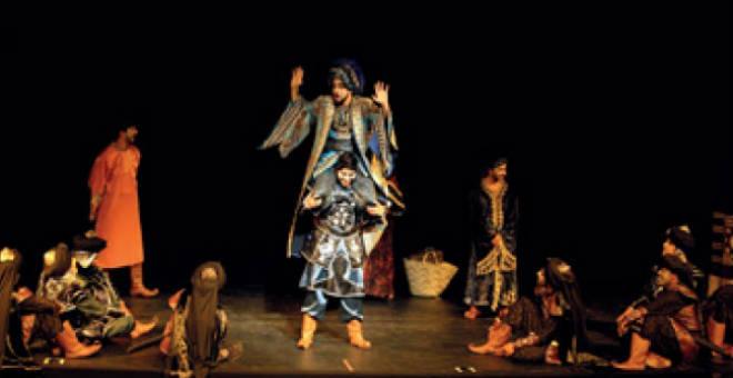 النسخة التاسعة من مهرجان المسرح العربي في الجزائر