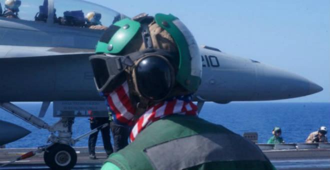 في أول سابقة من نوعها..التحالف الدولي يرسل طائرات للدفاع عن قوات أمريكية خاصة في سوريا