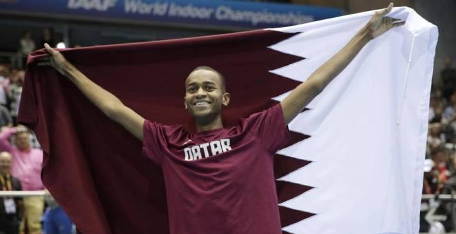 القطري برشام يزيد غلة العرب من الميداليات في اولمبياد ريو