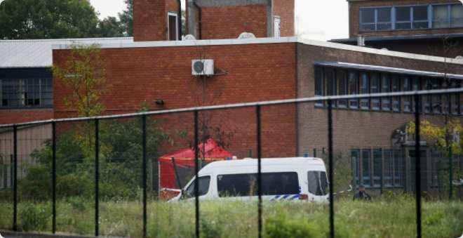 بروكسيل ..انفجار قنبلة في معهد الجريمة المرتبط بالجهاز القضائي البلجيكي