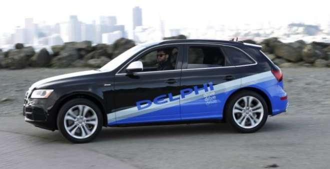 سنغافورة تختبر خدمة تاكسي ذاتي القيادة الأول في العالم