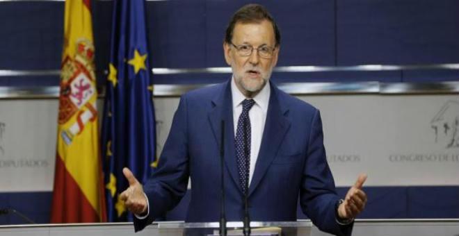 الاشتراكييرفض تأييد راخوي وجريدة بريطانية تشير إلى ضعف تأثير إسبانيا في الخارج