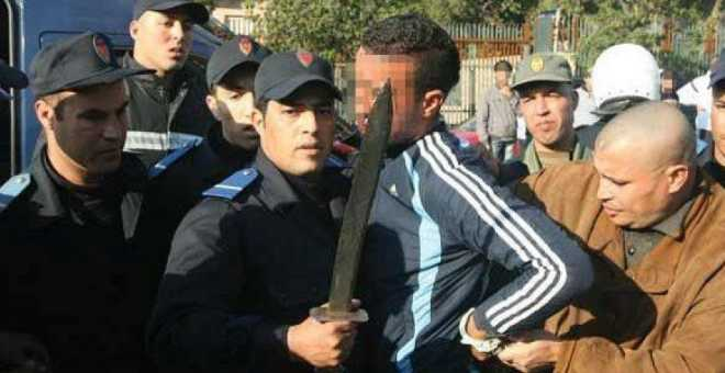 أمن فاس يوقف 118 شخصا في يوم واحد بسبب أعمال إجرامية