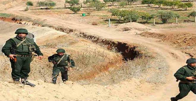 حديث الصحف:تحركات مريبة للجيشين الموريتاني والجزائري على الحدود مع المغرب
