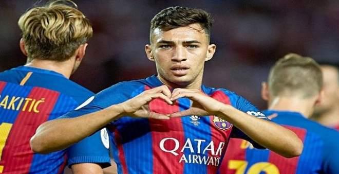 حدادي قريب من مغادرة برشلونة صوب الدوري الإنجليزي