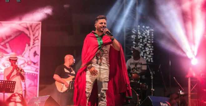حاتم عمور ينافس عمر ذياب على جائزة أفضل مطرب في شمال إفريقيا