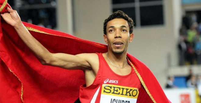 ريو 2016: إيكيدير يتأهل إلى نهائي سباق 1500 متر