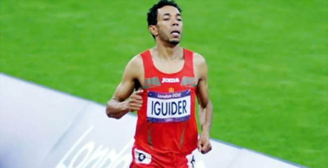 إيكيدير يتأهل إلى نصف نهائي سباق 1500 متر