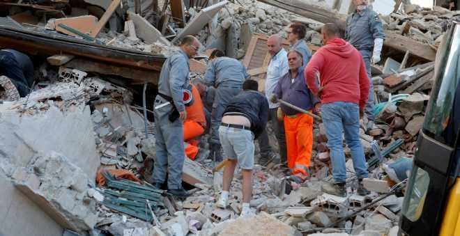 سفير المغرب بروما: لا يوجد لحد الآن مغاربة ضمن ضحايا الزلزال