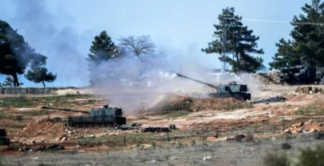 واشنطن تنتقد توغل قوات تركيا في شمال  الأراضي السورية