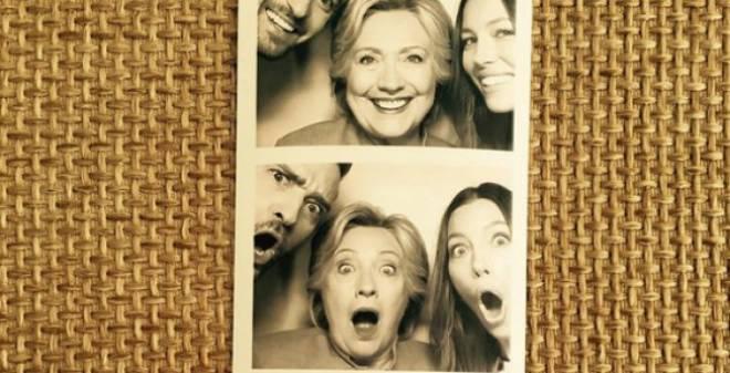 هيلاري كلينتون وجاستين تمبرليك يجمعان أزيد من 3 مليون دولار في حفل خيري