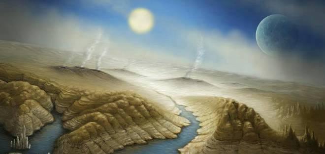 علماء الفلك يكتشفون كوكبا جديدا يشبه الأرض وصالح للحياة