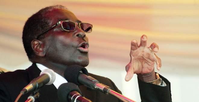 روبرت موغابي يأمر باعتقال البعثة الأولمبية بعد عودتها من ريو