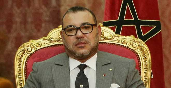 الملك محمد السادس يعزي السيسي ويدين الهجوم الإرهابي البشع في سيناء