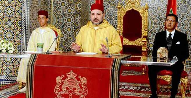 الملك محمد السادس: دون تكبر أو استعلاء قمنا بتسوية وضعية المهاجرين الأفارقة