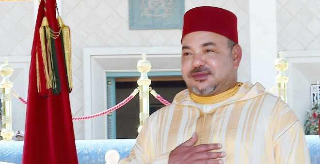 بالفيديو. الملك محمد السادس يحضر عرسا في طنجة بعيدا عن البروتوكول