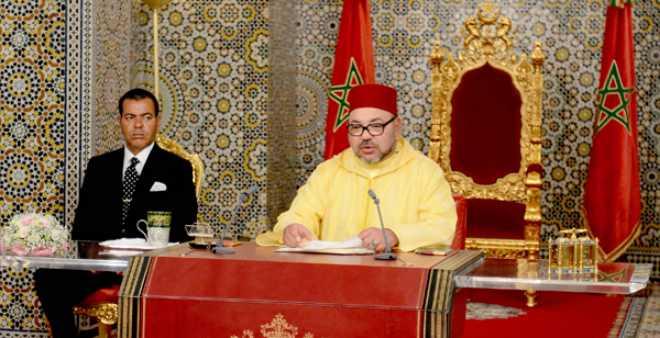 الملك محمد السادس يوجه خطابا غدا السبت بمناسبة ذكرى ثورة الملك والشعب
